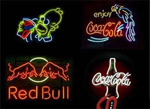 霓虹灯广告设计知识